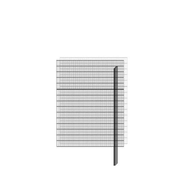 bellissa Erweiterungsbausatz paravento 117,8 x 151 cm