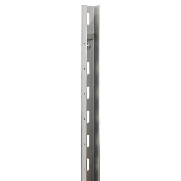 bellissa U-Profil-120, 2er Set zur Holzaufnahme 120x4x3,5 cm