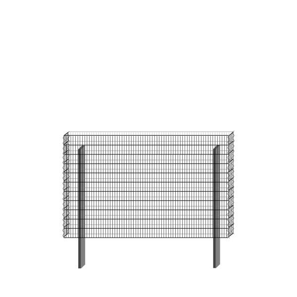 bellissa Basisbausatz paravento 177,8 x 100,5 cm