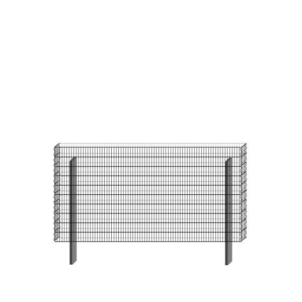 bellissa Basisbausatz paravento 197,8 x 100,5 cm