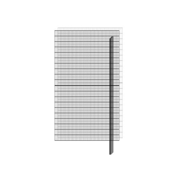 bellissa Erweiterungsbausatz paravento 117,8 x 201 cm