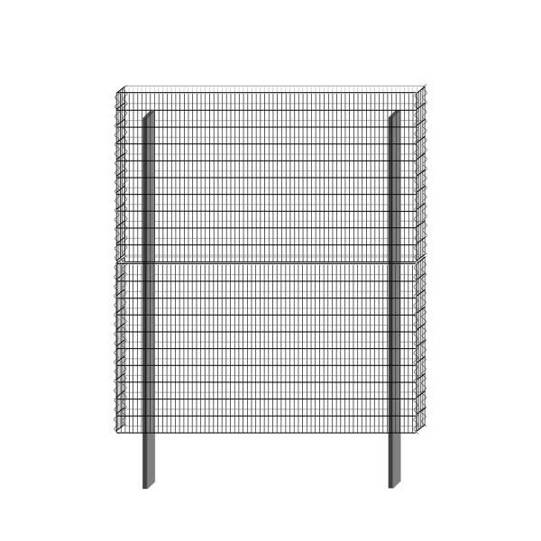 bellissa Basisbausatz paravento 177,8 x 201 cm