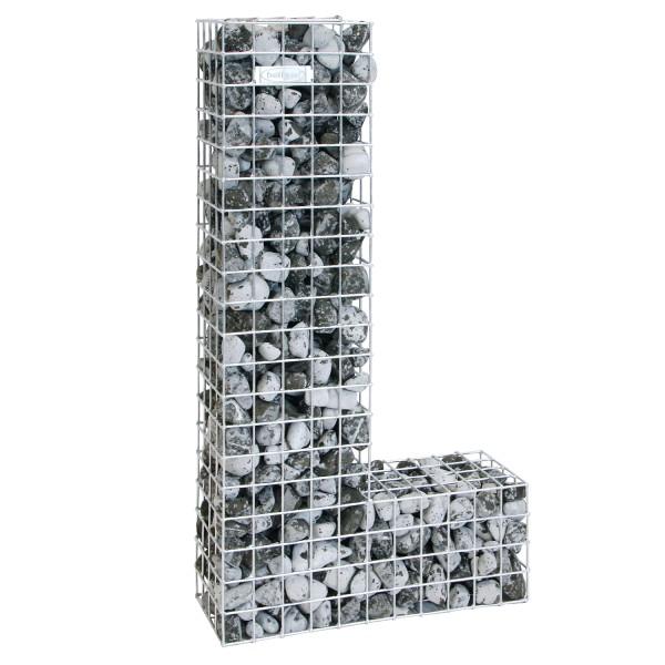 bellissa Buchstabengabione L 100x55x21 cm
