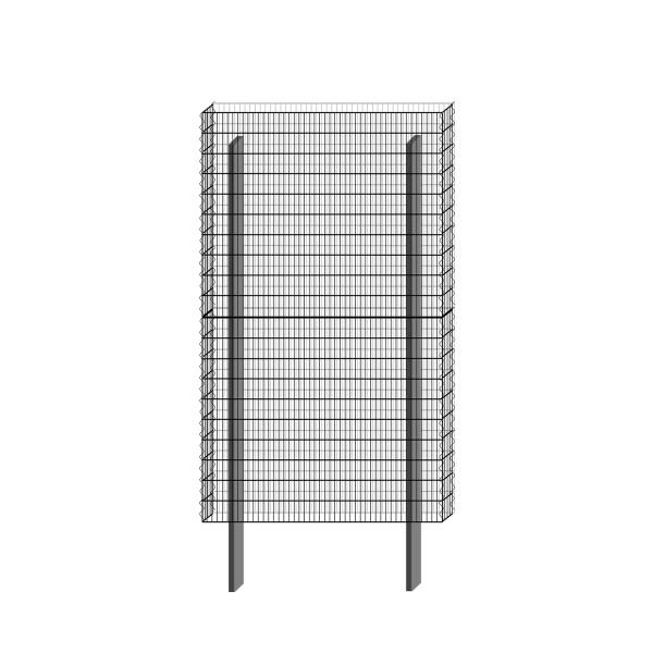 bellissa Basisbausatz paravento 117,8 x 201 cm