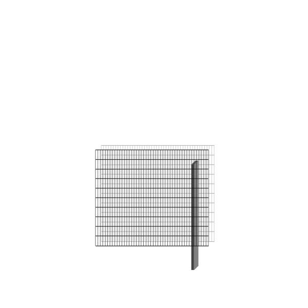 bellissa Erweiterungsbausatz paravento 117,8 x 100,5 cm