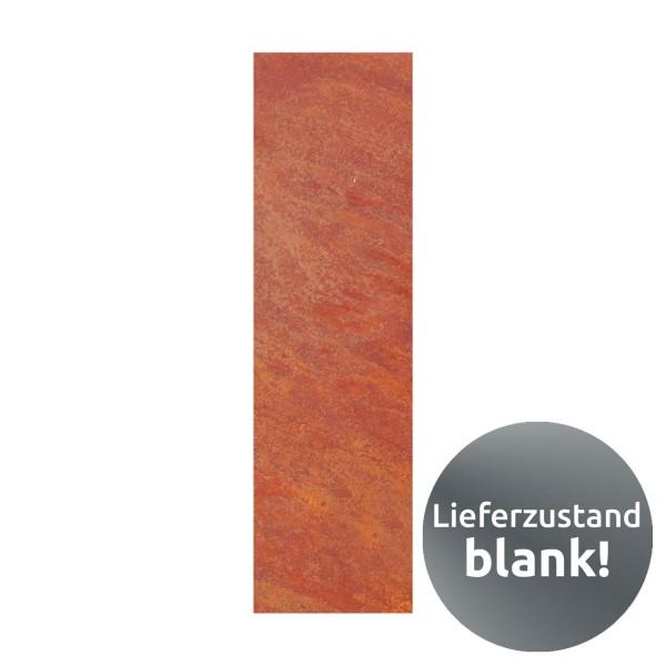 bellissa Hausnummer Corten gelasert Nr. 1 17x25x0,2 cm